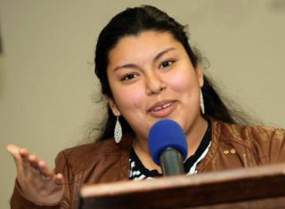 Yuriko Gonzalez inviting